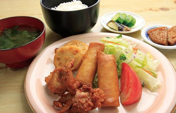 ワンコイン定食(日替わり) 500円