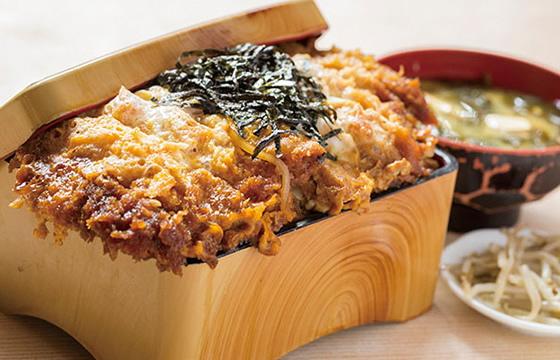 カツ丼 950円